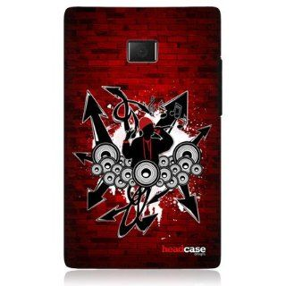 Head Case Designs Hip Hop Music Genre Hard Back Case Cover for LG Optimus L3 E400 Cell Phones & Accessories