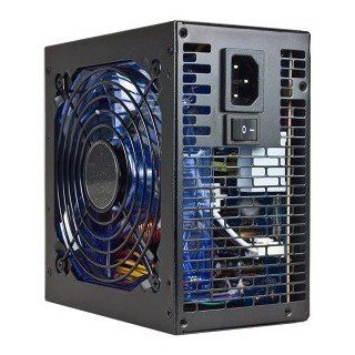 Cool Power Gamer Series CP G880 880W 20+4 pin Blue LED Fan ATX Power Supply w/SATA, PCI E& Dual 12V Rails (Black) Electronics
