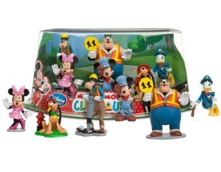 Mickey Mouse Clubhouse Figure Play Set Toys & Games