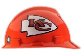Kansas City Chiefs NFL Hard Hat   Hardhats