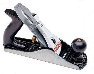 Stanley 12 904 9 3/4 Inch Contractor Grade Smooth Bottom Bench Plane   Hand Planes