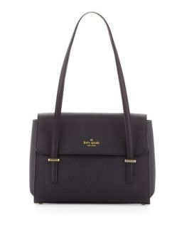 cedar street luciana shoulder bag, black   kate spade new york