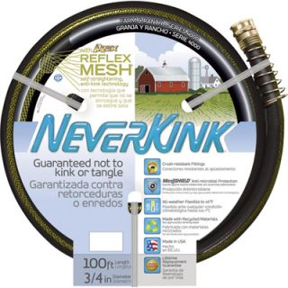 Apex Neverkink Commercial-Duty Garden Hose — 3/4in. x 100ft., Model# 9884-100