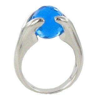 Eligo Jewellery 925 Sterling Silver Interchangeable Ring 20mm Jewelry