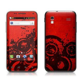 Bullseye Design Protective Skin Decal Sticker for Samsung Captivate Glide SGH i927 Cell Phone Cell Phones & Accessories