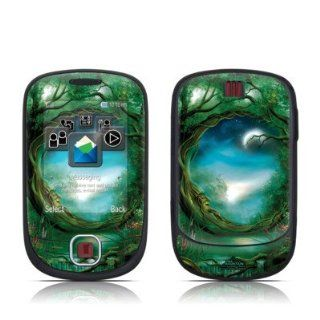 Moon Tree Design Protective Skin Decal Sticker for Samsung Smiley SGH T359 Cell Phone Cell Phones & Accessories