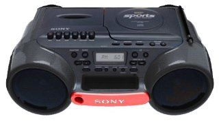 Sony CFD980 Sports Series Boombox (Black)   Players & Accessories