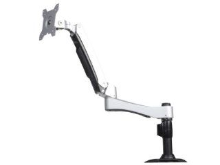 Silverstone Tek ARM One Articulating Single Arm Computer Monitor Desk Mount/Mounting Bracket (ARM11SC) Computers & Accessories