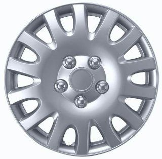 "Drive Accessories KT 995 14S/L, Toyota Camry, 14"" Silver Replica Wheel Cover, (Set of 4) Automotive"
