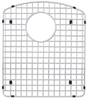 Blanco 220998 Diamond Larger Bowl Stainless Steel Sink Rack, Stainless Steel   Blanco Sink Grids