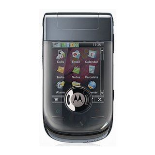 Motorola MING2 A1600 Unlocked Phone with 3.2 MP Camera, gps navigation, Stereo Bluetooth, Media Player, and MicroSD Slot  International Version with No Warranty (Black) Cell Phones & Accessories