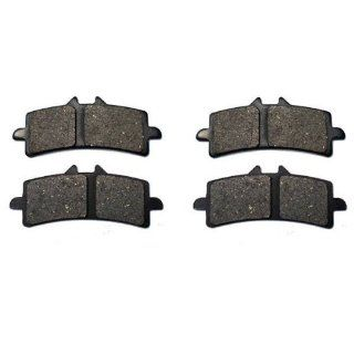 2007 2008 Ducati 1098 Kevlar Carbon Front Brake Pads Automotive