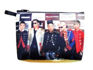BIG BANG Boy Band Kpop Cosmetic Bag   Pencil Case (#007)  Pencil Holders
