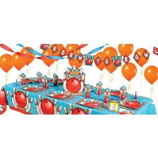 Bowling Party Supplies Super Party Kit Toys & Games