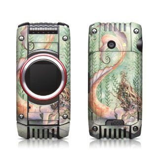 Quiet Time Design Protective Skin Decal Sticker for Casio G'zOne Ravine 2 C781 Cell Phone Cell Phones & Accessories
