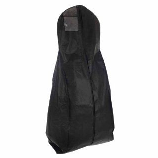 New X large Breathable Black Wedding Gown Garment Bag by BAGS FOR LESSTM   Travel Garment Bags