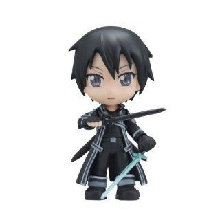"Sword Art Online Mini Figure Aprox 2.75"" Volume 2  Kirito Toys & Games"