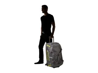 Patagonia Black Hole Wheeled Duffel 100L Feather Grey