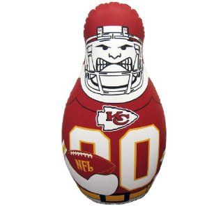 NFL Kansas City Chiefs Tackle Buddy  Double End Punching Bags  Sports & Outdoors