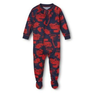 Just One You Made by Carters Infant Toddler Boys 1 Piece Construction Footed