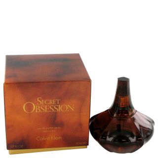 Secret Obsession for Women by Calvin Klein, Gift Set   3.4 oz Eau De Parfum Spra