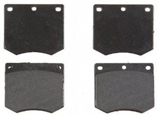 ACDelco 17D330 Front Brake Disc Pad Kit Automotive