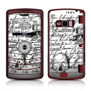 Liebesbrief Design Protective Skin Decal Sticker for LG enV3 VX9200 Cell Phone Electronics