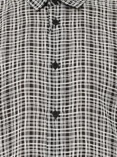 Checked cotton shirt  Bottega Veneta