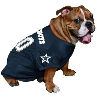 Dallas Cowboys #00 Dog Jersey   Navy Blue