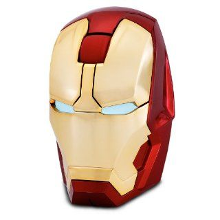 E Blue MARVEL IRON MAN 3 Limited Edition Collectible Wireless Mouse Computers & Accessories