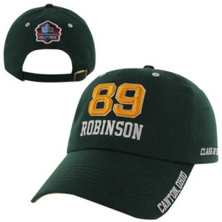 Dave Robinson Green Bay Packers NFL Hall of Fame Class of 2013 Adjustable Slouch Hat   Green