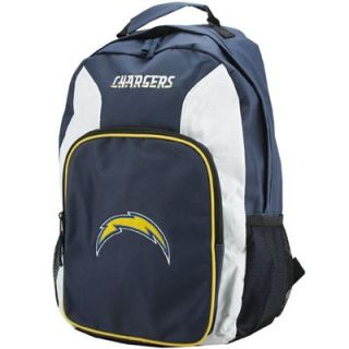 San Diego Chargers Navy Blue White Southpaw Backpack