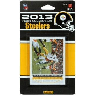 Pittsburgh Steelers 2013 Collectible Team Card Set