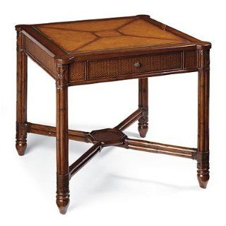 Shop Cayman Square Game Table   Frontgate at the  Furniture Store. Find the latest styles with the lowest prices from Frontgate