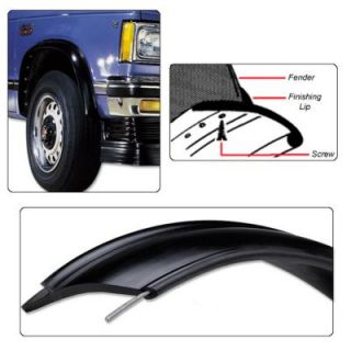 1994 2004 Chevrolet S10 Fender Flares   Pacer Performance, Pacer Flexy flare