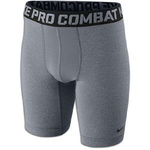 Nike Pro Combat Core Compression Shorts   Boys Grade School   Training   Clothing   Carbon Heather/Black
