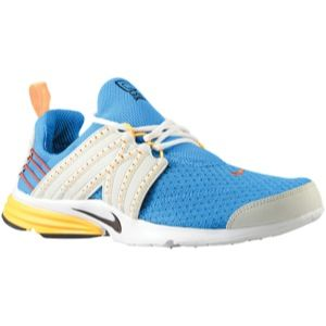 Nike Lunar Presto   Mens   Running   Shoes   Photo Blue/Light Beige Chalk/Atomic Mango/Black