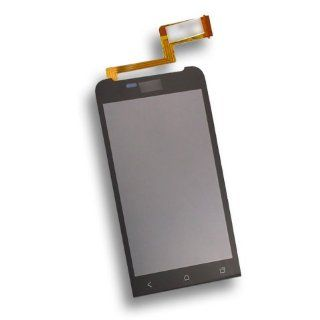 Original Genuine OEM Full LCD Monitor Display+Touch Screen Digitizer Assembly Fix For HTC One V T320e Cell Phones & Accessories