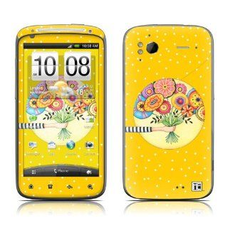 Giving Design Protective Skin Decal Sticker for HTC Sensation Z710e Cell Phone Cell Phones & Accessories
