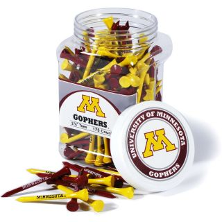 Team Golf University of Minnesota Golden Gophers 175 Count Imprinted Tee Jar
