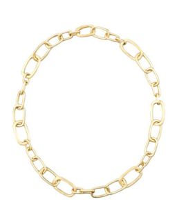 Murano 18k Yellow Gold Large Link Necklace, 20L   Marco Bicego   Yellow (18k )