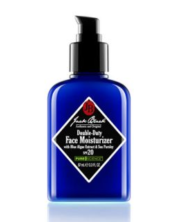 Double Duty Face Moisturizer, 3.3oz (Mens Health Award Winner)   Jack Black