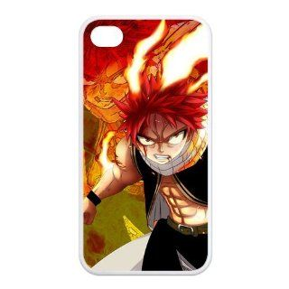FindIt Japanese Anime Series Popular And Cool Fairy Tail Durable Rubber Case Cover For Apple iPhone 4/4s Cell Phones & Accessories