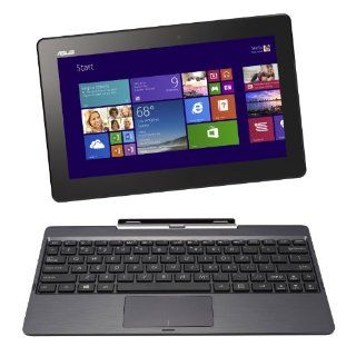 "ASUS Transformer Book T100TA C1 GR 10.1"" Detachable 2 in 1 Touchscreen Laptop, 64GB  Laptop Computers  Computers & Accessories"