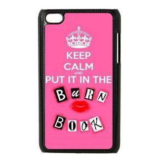 The Burn Book   Mean Girls Movie Best Printed Best Durable Plastic Case Ipod Touch 4   Players & Accessories