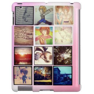 My Classic Traditional Art Collage iPad Case