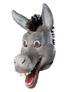 Scary Masks Donkey Halloween Costume   Most Adults Clothing