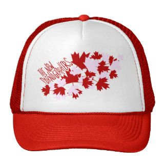 The New Pornographers Oh Canada Trucker Hat