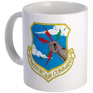 Strategic Air Command Mug Mug by  Kitchen & Dining