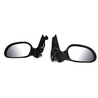 Discount Starter and Alternator 1885PL/R Ford Taurus Replacement Mirror Pair Power Non Heated Non Folding w/Puddle Light Automotive